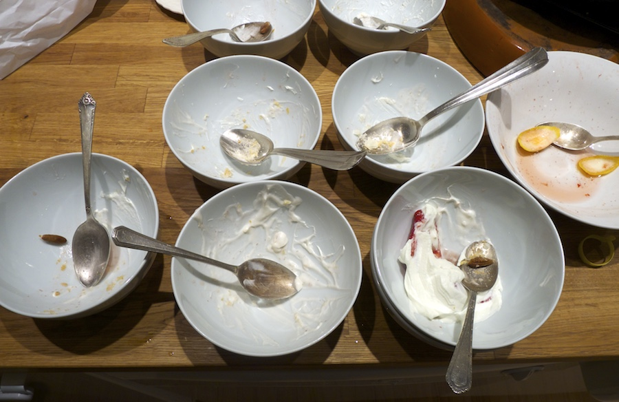 David Tanis dessert