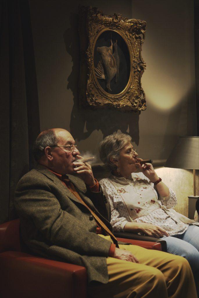 Arzak cigar couple