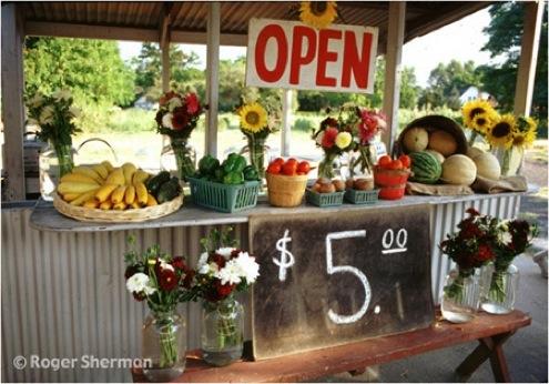 Glover Farm Stand