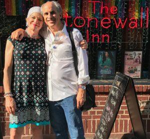 Jamie & Roger at Stonewall