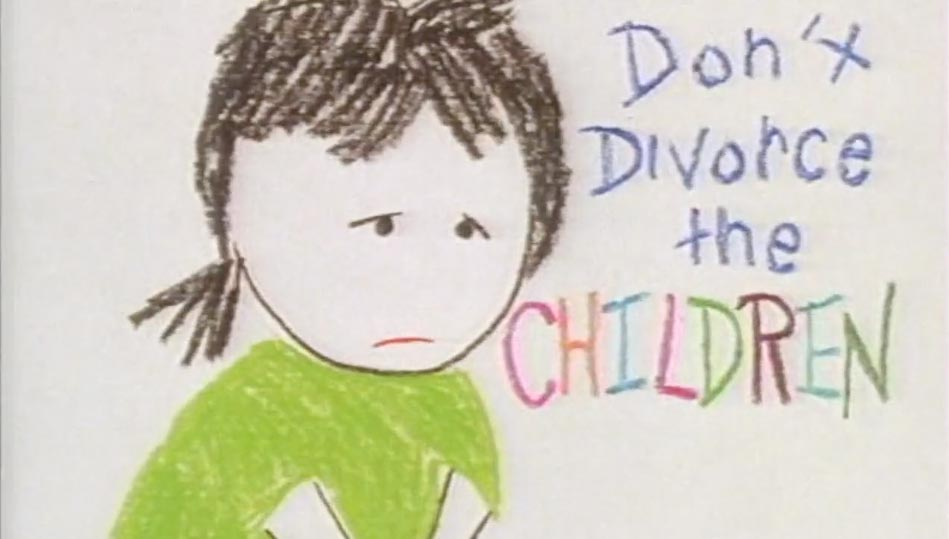 Don't Divorce the Children