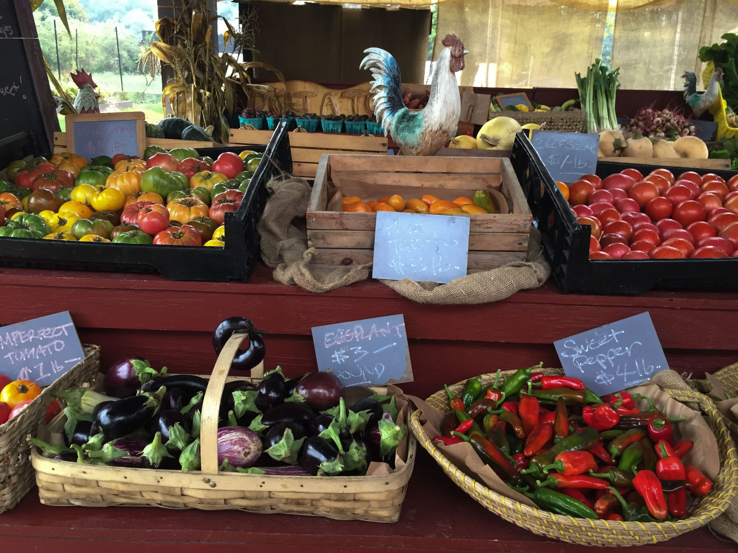 Early Girl Farm Stand