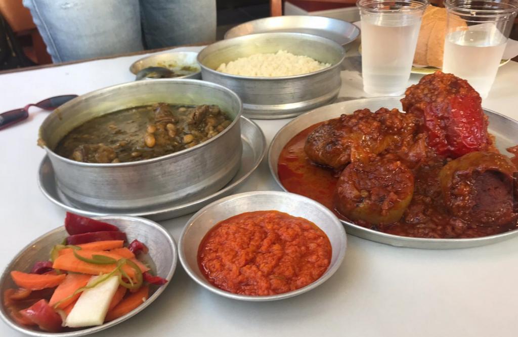 Gueta restaurant Yaffo, Israel