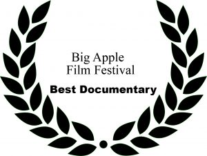 Laurel: Big Apple Film Festival Best Feature Documentary