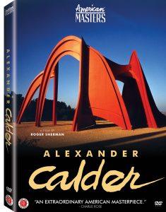 Alexander Calder DVD box