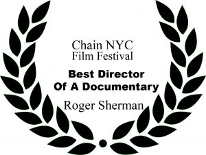 Chain Film Festival laurel, Best Documentary Director
