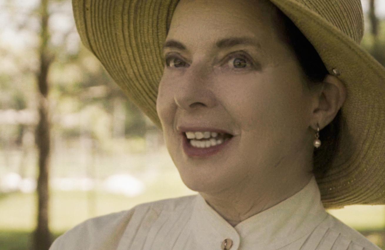 actor Isabella Rossellini